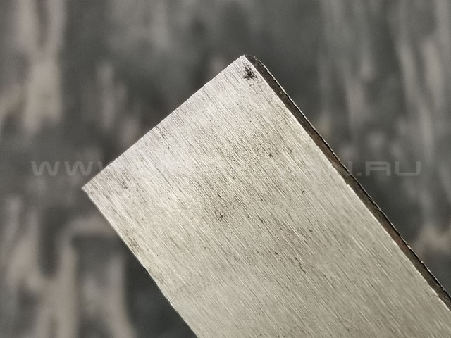 Дамасская сталь без ТО (178х26х3.2 мм) ковка