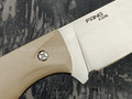 """Нож """"Fang"""" сталь X105 satin, рукоять G10 tan"""