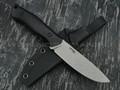 N.C.Custom нож Pride сталь X105 stonewash, рукоять G10 black