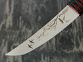 N.C.Custom нож Haruko сталь Aus-8 beadblast