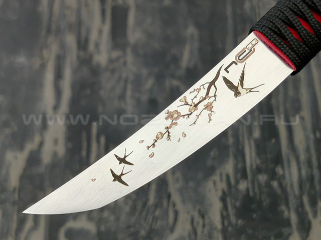 N.C.Custom нож Haruko сталь Aus-8 satin
