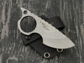 N.C.Custom нож Moskit сталь 65Х13 beadblast