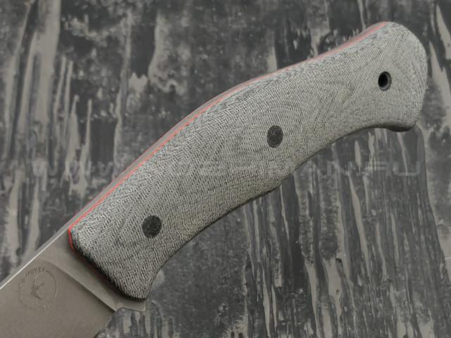 Apus Knives нож Specter сталь K110, рукоять микарта