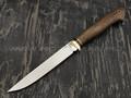 """Нож """"Осётр"""" сталь N690, рукоять морёный дуб (Наследие)"""