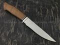 """Нож """"Граф"""" сталь 95Х18, рукоять орех (Наследие)"""