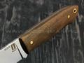 "Нож ""Цезарь"" сталь 95Х18, рукоять орех (Наследие)"