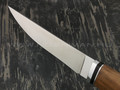 """Нож """"Граф-2"""" сталь 95Х18, рукоять орех (Наследие)"""
