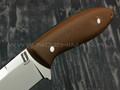 """Нож """"Лис"""" сталь K340, рукоять текстолит (Наследие)"""