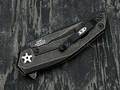 Нож Zero Tolerance 0095BW, сталь CPM S35VN blackwash, KVT, рукоять титан