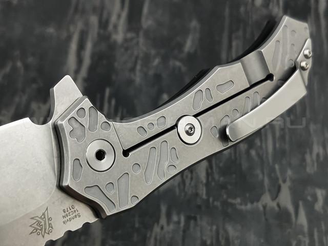 Нож Boker Plus CFM-A1 01BO766, сталь 14C28N, G10-Steel
