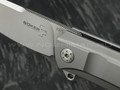Нож Boker Plus Talpid 01BO249, сталь D2, рукоять Stainless Steel