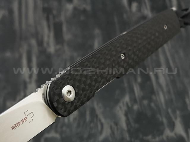 Нож Boker Plus LRF 01BO079, сталь VG-10, рукоять Carbon fiber