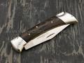Нож Fox Hunting 316, сталь 420C, рукоять дерево венге