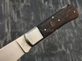 Нож Fox Hunting 210P, сталь 12C27, рукоять дерево палисандр