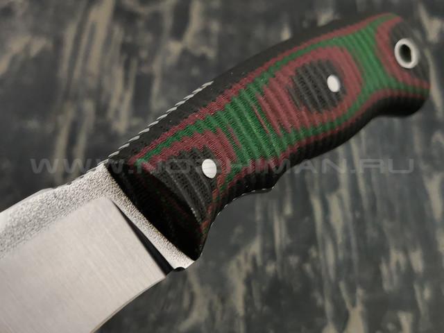 РВС нож Уаз, сталь N690 с крио, рукоять микарта (2)