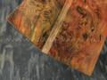 Черный тополь стабилизированный №22 плашки