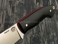 """Нож """"Граф Шереметьев"""" сталь Sleipner, рукоять G10 (Тов. Завьялова)"""