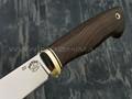 """Нож """"Осётр-М"""" сталь D2, рукоять венге (Тов. Завьялова)"""