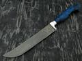 """Нож """"Пчак-Б"""" булатная сталь, рукоять карельская береза (Тов. Завьялова)"""