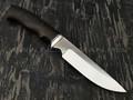"""Нож """"Олень"""" сталь D2, рукоять морёный дуб (Тов. Завьялова)"""