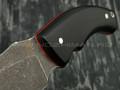 """Нож """"Че Гевара"""" булатная сталь, рукоять G10 (Наследие)"""