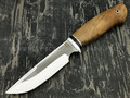 "Нож ""Капитан"" сталь Х12МФ, рукоять дерево орех (Наследие)"
