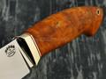 """Нож """"Скинер-Б"""" сталь Vanadis 10, рукоять карельская береза (Тов. Завьялова)"""