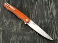 Нож N.C.Custom Minimus сталь X105 рукоять G10 Orange