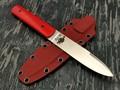 Нож Sihan Limited сталь N690 рукоять G10 red
