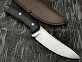 Кметъ нож Краб сталь CPM 20CV рукоять G10 black