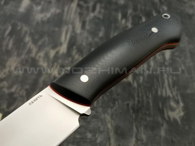 Кметъ нож Консул сталь M390 рукоять G10
