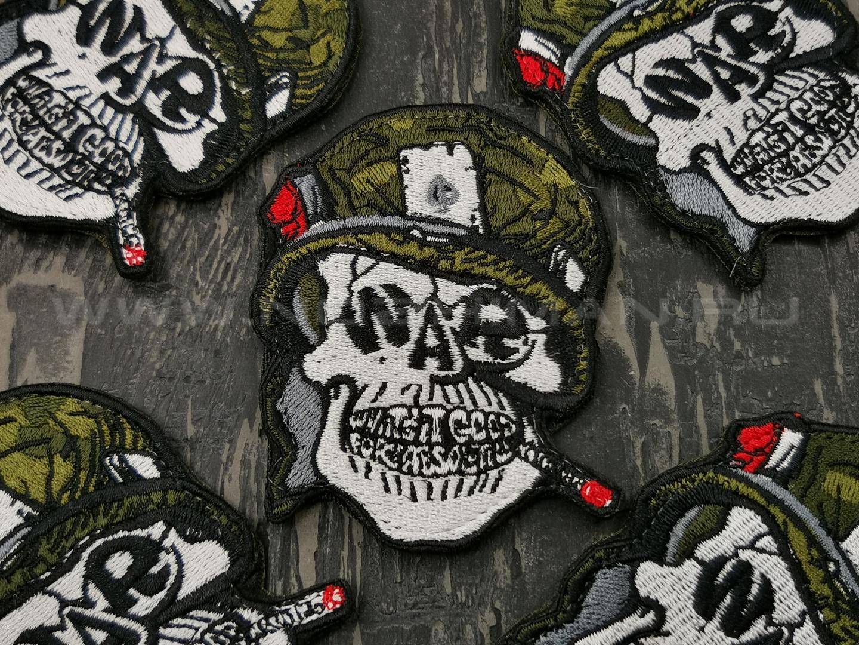 """Патч П-198 """"War is Hell - Война, это ад"""""""