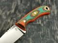 РВС нож Ленни сталь M390 рукоять микарта