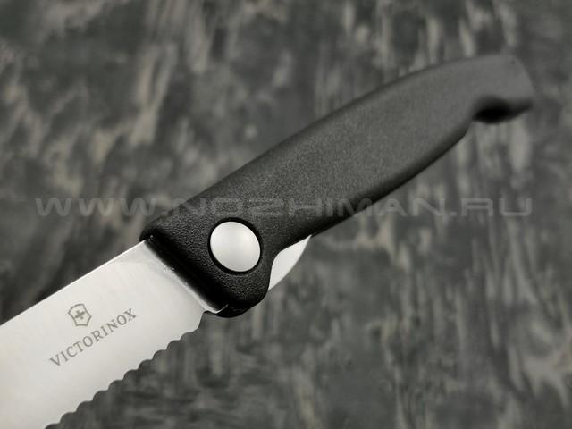 Victorinox складной кухонный нож 6.7833.FB сталь X50CrMoV15 рукоять PP black