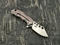 TuoTown нож Micro-7 сталь M390 рукоять Titanium