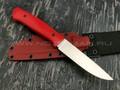 Apus Knives нож Fishman сталь N690 рукоять G10 red