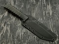 Apus Knives нож Raider сталь K110 рукоять G10 black