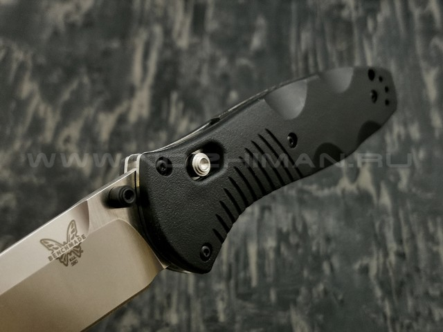 Нож Benchmade 580 Barrage сталь 154СМ рукоять Valox