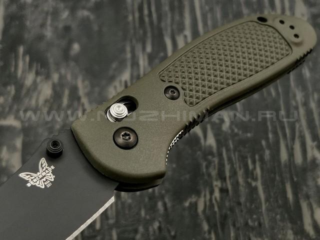Нож Benchmade 551BKOD Griptilian сталь CPM-S30V рукоять GFN
