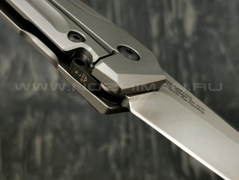 Zero Tolerance нож 0055 GTC Design сталь S35VN, рукоять титан