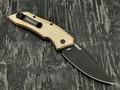 Нож Kershaw Launch 1 7100TANBLK сталь CPM154 DLC black рукоять Aluminum 6061-T6 Tan