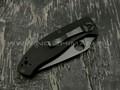 Нож Spyderco Tenacious PS C122GBBKPS, сталь 8Cr13MoV black, рукоять G10 black