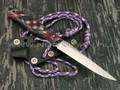 РВС нож из сета Семейный №2 сталь Elmax, рукоять микарта