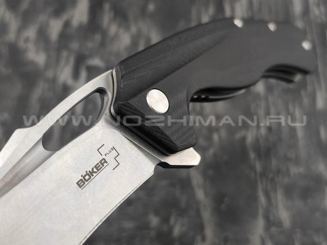 Нож Boker Plus Masada Folder 01BO762 сталь D2, рукоять G10