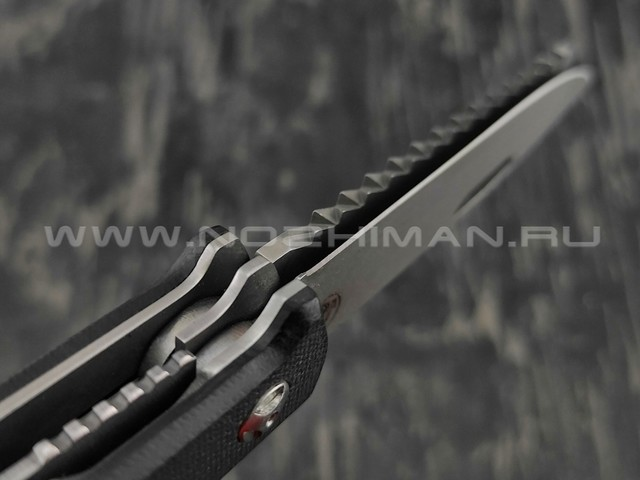 Нож SARO Авиационный next сталь К110, рукоять G10