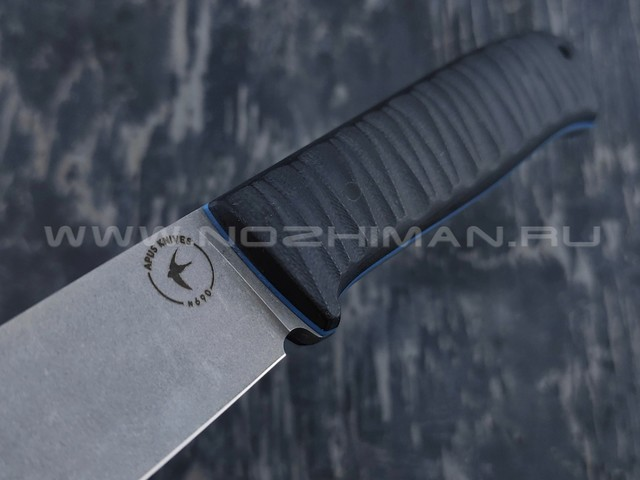 Apus Knives нож Raider mini сталь N690, рукоять G10 black