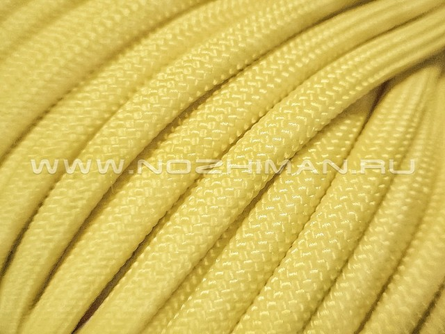 Paracord 550 Yellow
