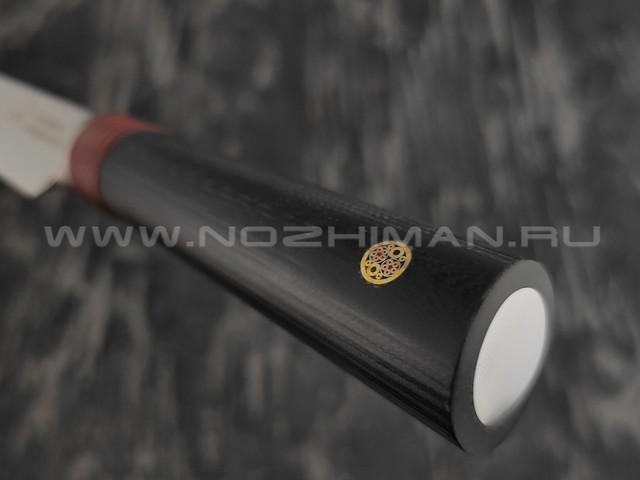 Нож TUOTOWN универсальный TC0303 сталь ламинат VG10, рукоять G10