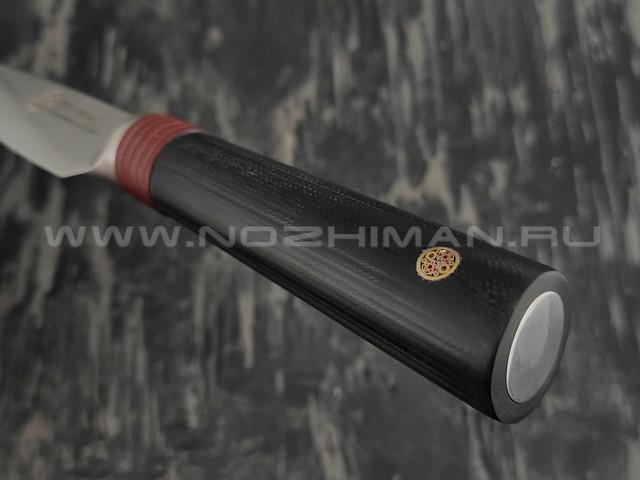Нож TUOTOWN овощной TC0304 сталь ламинат VG10, рукоять G10