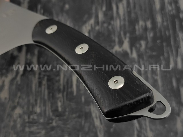 Нож TUOTOWN Hacker Santoku TC0102 сталь 440A, рукоять blackwood